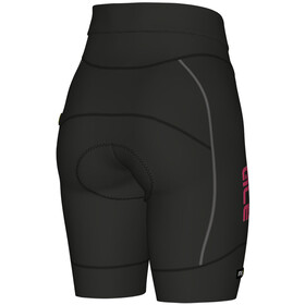 Alé Cycling PRR 2.0 Agonista 2 Shorts Women black-fluo pink